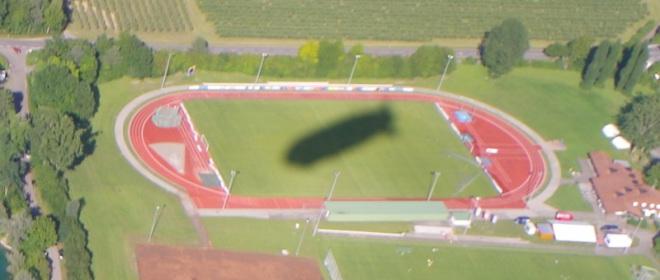 Schatten des Zeppelins NT